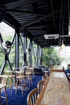 Chez Oscar, novo e moderno - Casa Vogue | Restaurantes