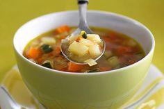 Nincs is jobb az őszi hidegben, mint egy tányér meleg leves!