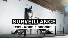 "Robbie Brockel's ""Surveillance"" Part – ThrasherMagazine: Source: ThrasherMagazine"
