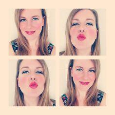 Morning kisses  #selfie #makeup #beauty #cosmetics #arbonne #vegan #veganbeauty