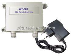 GSM Gate Opener - Malaysia WT-009 GSM Gate Opener