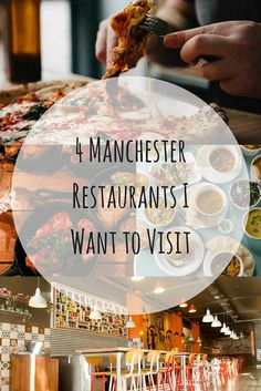 4 Manchester Restaurants I want to Visit Nomad Seeks Home Manchester Restaurants, Manchester Travel, Brunch Places, Brunch Spots, Places To Travel, Fun Facts, Things I Want, Road Trip, Viajes
