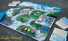 The Gottman Couples Retreat Board Game! Coming soon...  Info:  http://www.gottman.com/couples-retreat-board-game/