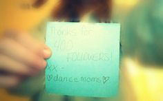THANK YOU SO SO SO MUCH!!! LOVE YOU ALL! 500 FOLLOWERS, HERE I COME! :) ♡