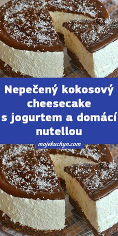 Oreo Cupcakes, Cake Cookies, Luxury Food, Cheesecake, Nutella, Sweet Recipes, Food And Drink, Sweets, Lunch