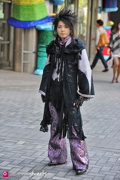 Image result for japanese street fashion men