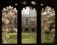 Magdalen College, Oxford, England