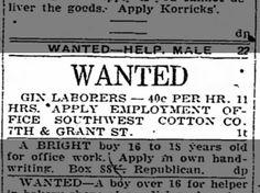 SEP 28, 1920 SW COTTON CO.  $.40 PER HOUR 11 HOURS