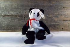2000 All Tags Attached Excellent Condition Consumers First Ty Beanie Baby China The Panda