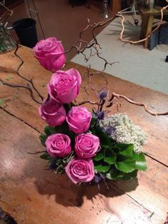 Brilliant design by Petals in Thyme of Wasaga Beach, ON