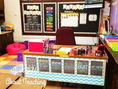 Just Wild About Teaching - Classroom Reveal-Finally! Classroom Pictures, Classroom Layout, Classroom Setting, Kindergarten Classroom, Future Classroom, Classroom Themes, Classroom Organization, Classroom Management, School Organisation