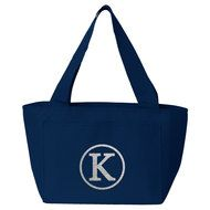 Shop for custom clothing, personalized gifts and of designs featuring camp, candy, sports & more. Create at our Custom Clothing Bar, shop online or call us! Insulated Lunch Bags, Reusable Tote Bags, Sleepover Bag, Monogram Letters, Custom Clothes, Personalized Gifts, Madness, Lettering, Navy
