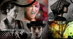 Online Course: Photoshop Artistry