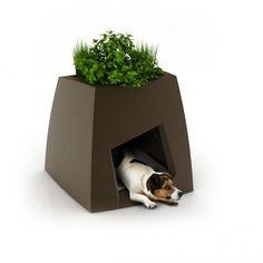 Détail de limage -Nouvelle niche créative design et écologique pour chat et chien