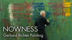 The filmmaker exposes the notoriously secretive creative process of reclusive German artist Gerhard Richter in this fly-on-the-wall documentary, filmed over three years in the artist's Cologne studio on NOWNESS