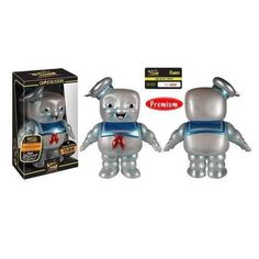 Put some ice on that burn! The Stay Puft Marshmallow Man is cooling things off with a frosty look. The Ghostbusters Ice Stay Puft Marshmallow Man Premium Hikari Sofubi Vinyl Figure stands 8 1/2-inches tall and comes in a window box package and is a limited edition of only 1,500 pieces. Ages 14 and up. #funko #hikarisofubi #vinyl #toy #actionfigure #collectible