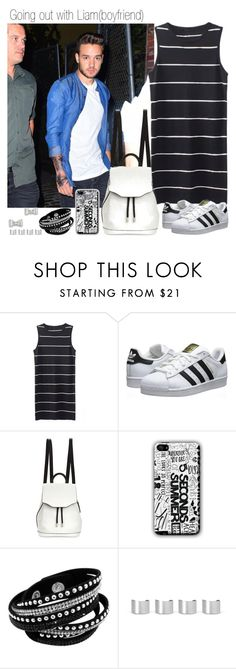 """Going out with Liam(boyfriend)"" by directioner-123-ii ❤ liked on Polyvore featuring Payne, adidas Originals, rag & bone, Maison Margiela, Marc by Marc Jacobs, women's clothing, women, female, woman and misses"