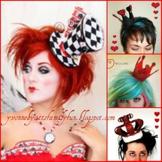 Queen of Hearts / Alice in Wonderland Party Ideas!
