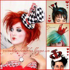 Queen of Hearts / Alice in Wonderland Party Ideas!
