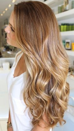 What I want my hair color to be