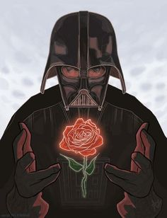 """May the Valentine be with you."""