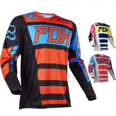 Fox Racing 180 Falcon Mens Off Road Dirt Bike Racing Motocross Jerseys