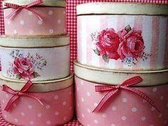 old cake tins