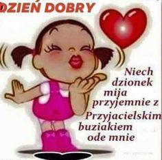 Bisous Gif, Good Morning, Disney Characters, Asia, Fotografia, Morning Sayings, Polish, Funny Stuff, Good Day