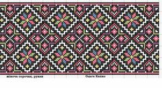Cross Stitch Embroidery, Embroidery Patterns, Knitting Patterns, Cross Stitch Borders, Cross Stitch Patterns, Bargello Patterns, Thread Art, Textiles, Needlepoint