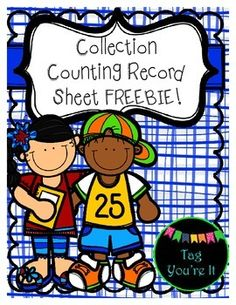 Here's a set of ten frame mats for counting collections of objects. One mat counts can be sued to count sets to 10 while the other can be used to count sets to Number Sense Kindergarten, Kindergarten Anchor Charts, Kindergarten Math Activities, Preschool Math, Fun Math, Maths, Math Fractions, Multiplication, Division Math Games
