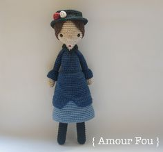 Mary Poppins by {Amour Fou}