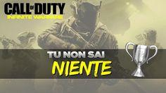 Call of Duty: Infinite Warfare - Tu non sai niente - Guida Trofei / Obiettivi
