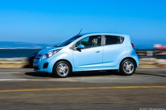 Take a look at the Little Chevy Spark EV that packs big power