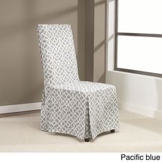 Sure Fit Introduces The Iron Gate Dining Room Chair Slipcover This Design Is