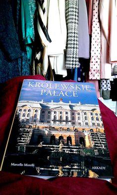 """Wieczorna lekturka """"do poduszki""""w kierunku sztuki i architektury pałacowej..."""