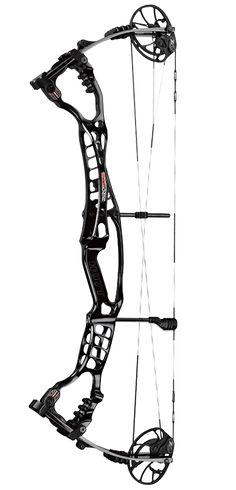 Hoyt 2014 Pro Edge elite. Gorgeous bow! I really like the modern edge to it.