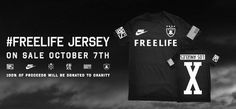 #FREELIFE x Camp Kesem Charity