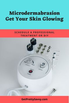 How to use microdermabrasion in your anti-aging, anti-wrinkle skin care routine. Learn about the cost and benefits of 3 different types of microdermabrasion Wrinkled Skin, Skin Care Cream, Skin Care Tools, Skin Care Treatments, Homemade Skin Care, Anti Aging Skin Care, Organic Skin Care, Younger Skin, Dead Skin