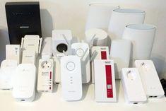 Wenn das WLAN in der Wohnung nicht stark genug ist, gibt es drei Systeme zur WLAN-Erweiterung. WLAN-Repeater, WLAN-Powerlines und Mesh-Systeme. Wir haben alle drei Systeme getestet.