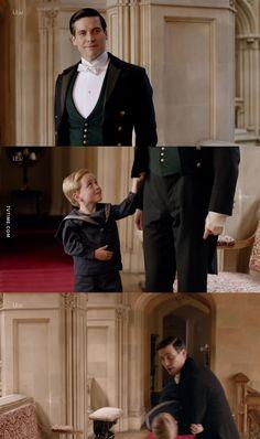 DA Downton Abbey Cute Thomas