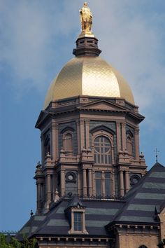 Norte Dame Campus, South Bend Indiana