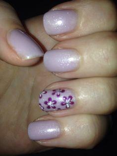 Lilac lovelies by Alisha