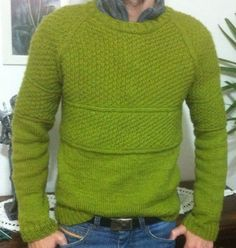 Men Sweater, Knitting, Sweaters, Design, Fashion, Invisible Part Weave, Men's Sweaters, Mens Car Coat, Knitted Bags