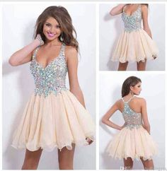 Short Homecoming Dress