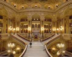 Paris Opera House Architecture | Grupo de Estudos-Equipe1: Equipe 1 - ROMANTISMO - ITEM 5: CHARLES ...