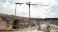 Israel 'approves 464 settlement homes in West Bank' - BBC News