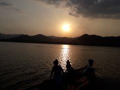 Godavari River, Celestial, Sunset, Outdoor, Outdoors, Sunsets, Outdoor Games, The Great Outdoors, The Sunset