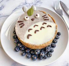Oreo Cheesecake, Totoro, Deli, Panna Cotta, Breakfast, Ethnic Recipes, Bro, Holidays, Birthday