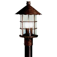 I pinned this Northbridge Outdoor Post Lantern from the Kichler event at Joss and Main!$78.95