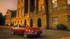 Jaguar E-Type 3.8 (1960s)